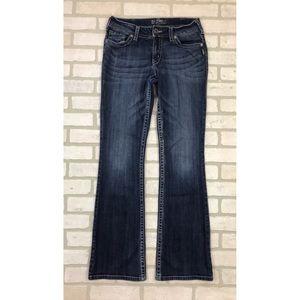 Silver Suki Boot Cut Jeans 30
